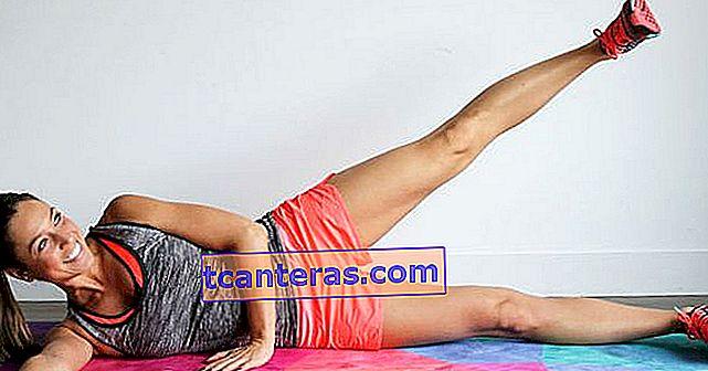 Movimientos de adelgazamiento de piernas rápidos y efectivos que puede hacer en casa con solo 15 minutos