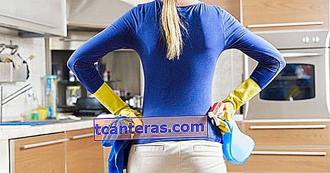 Es así de fácil: 7 pasos para limpiar la cocina de la manera más efectiva