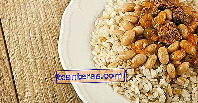 Yemeksepeti Records: 1 año ¡150 mil platos de pavo frijoles que come arroz!