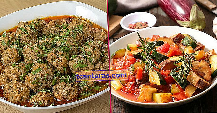 12 recetas fáciles y jugosas para aquellos que desean preparar una cena satisfactoria para la noche