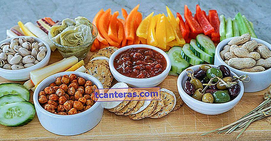 Una dieta llena de sabores que equilibra el colesterol alto: dieta del colesterol