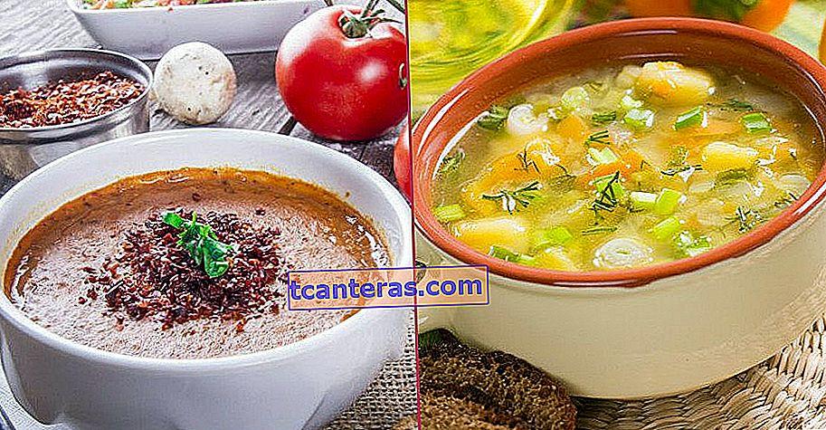 20 recetas de sopa curativa que serán prácticamente atractivas para sus mesas de la semana