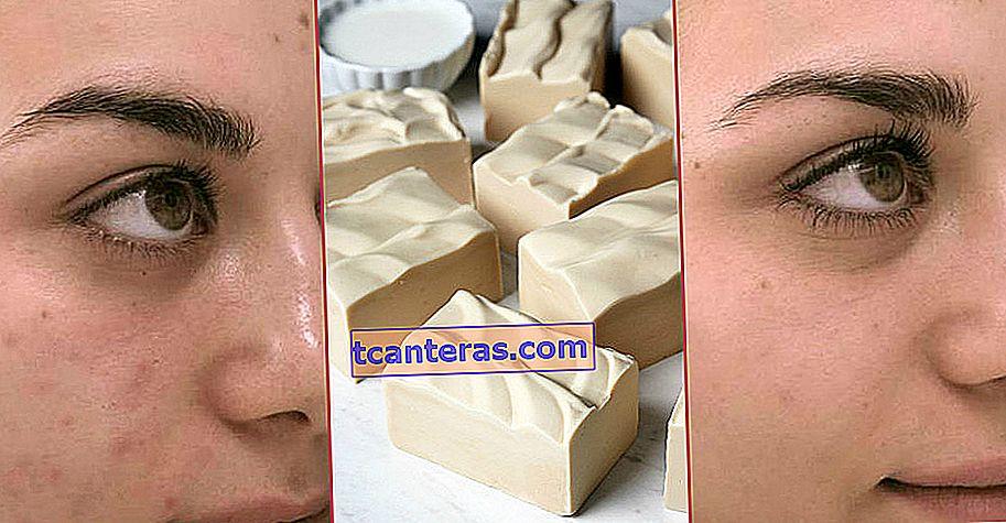 Un mito que elimina las espinillas de la piel y hace que el cabello se vuelva más grueso: jabón de leche de cabra