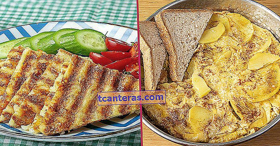 4 menús diferentes de Sahur, desde recetas fáciles de preparar hasta deliciosas y duraderas recetas