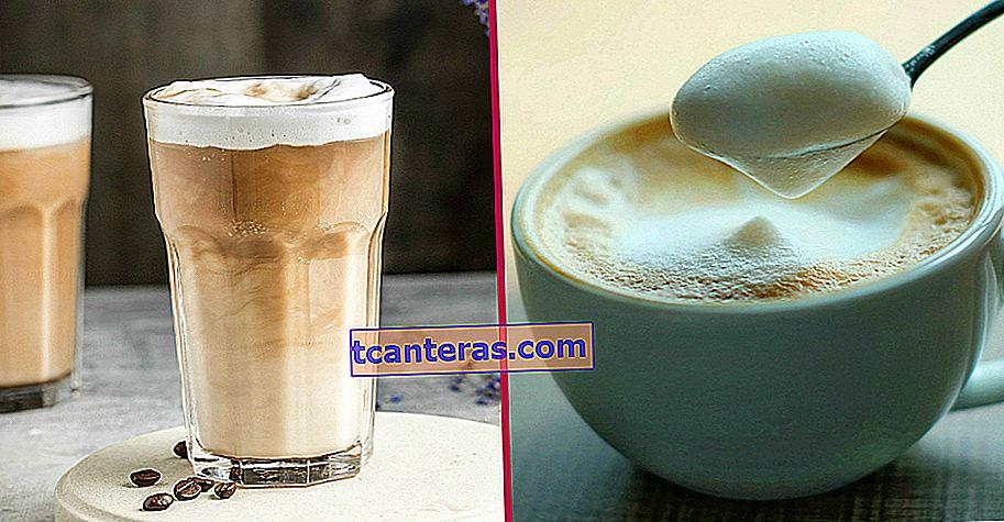 Ya sea frío o caliente: ¿Cómo hacer un café con leche en casa paso a paso?