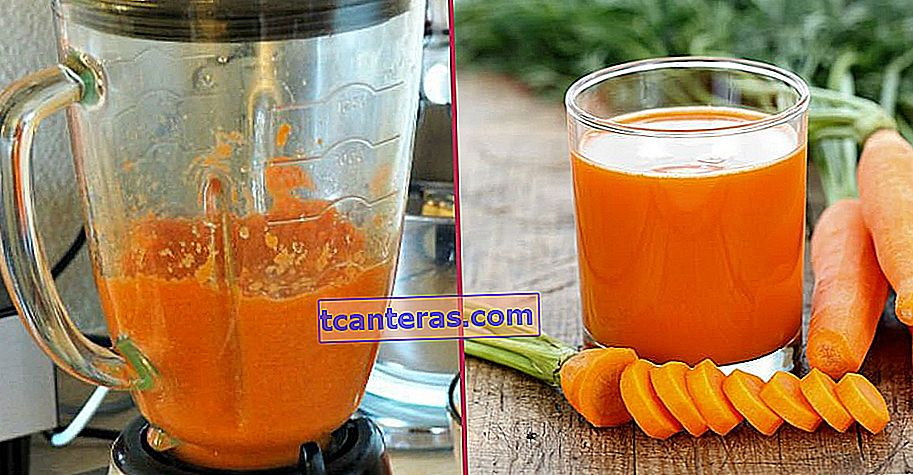 9 razones sorprendentes para hacerte beber un vaso de jugo de zanahoria todas las noches
