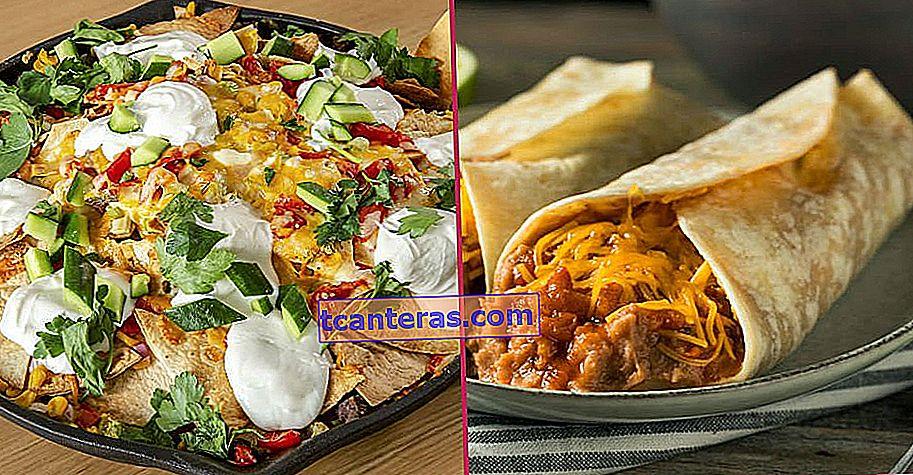 15 recetas de comida mexicana que los amantes de las especias y las especias nunca resistirán