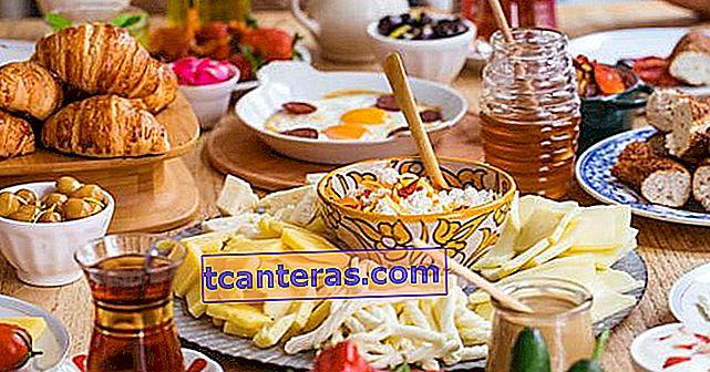 Los 12 mejores lugares para desayunar en Estambul que van más allá del desayuno clásico