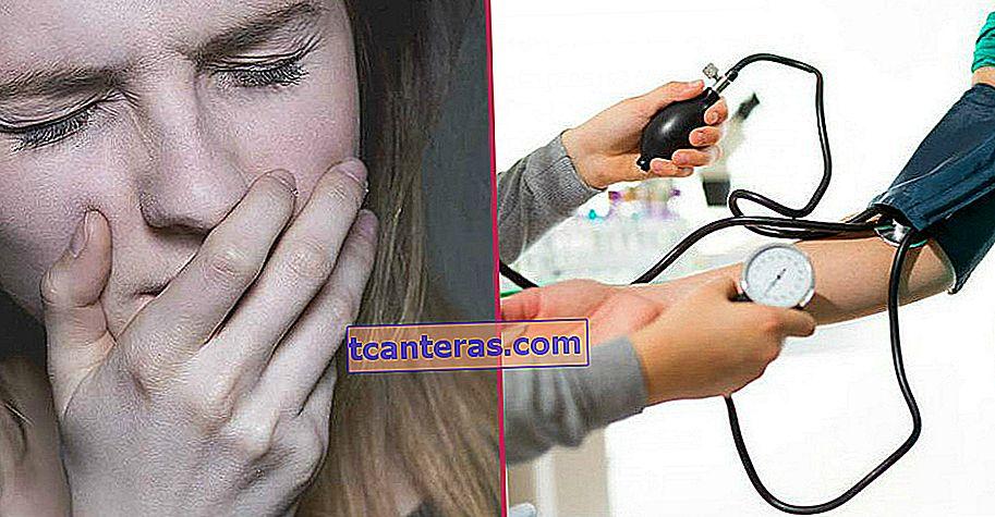 10 signos vitales para saber si tiene presión arterial baja
