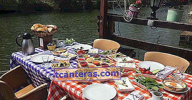 10 lugares para desayunar de Ağva donde quieres que el tiempo fluya muy lentamente