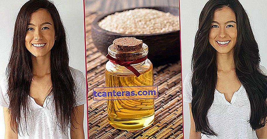Del cabello a la piel, un milagro necesario para cada hogar con sus beneficios: aceite de sésamo