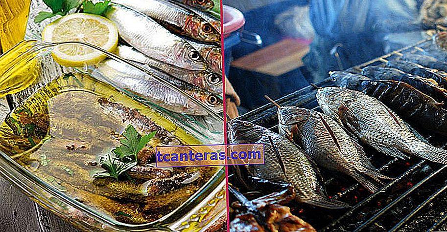 ¿Cómo evitar que el pescado se pegue a la parrilla con tres métodos simples?