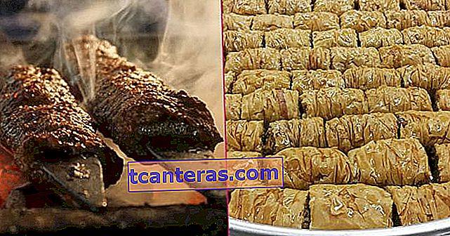 Evidencia de que Adana es la ciudad más gourmet del mundo 17 sabores legendarios