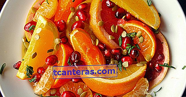 Beneficios de las enfermedades y las frutas de invierno