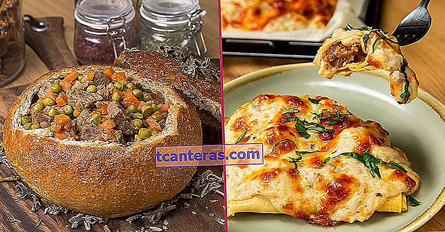 13 platos de carne al horno para aquellos que quieren poner una mesa Kallavi para sus invitados