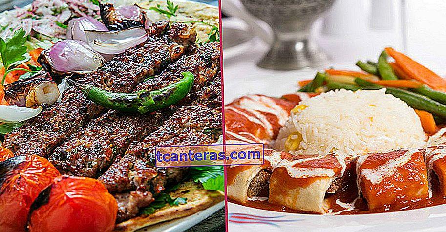 11 deliciosas recetas de kebab que puedes preparar en casa más fácilmente de lo que crees
