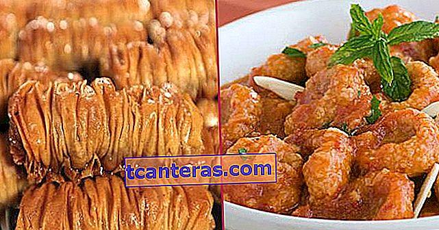 12 deliciosas pruebas de que la cocina de Elazig es una fiesta en sí misma