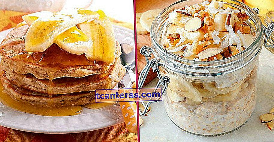 11 recetas de desayuno diferentes y ligeras con avena para aquellos que quieren tener un comienzo del día saludable y delicioso