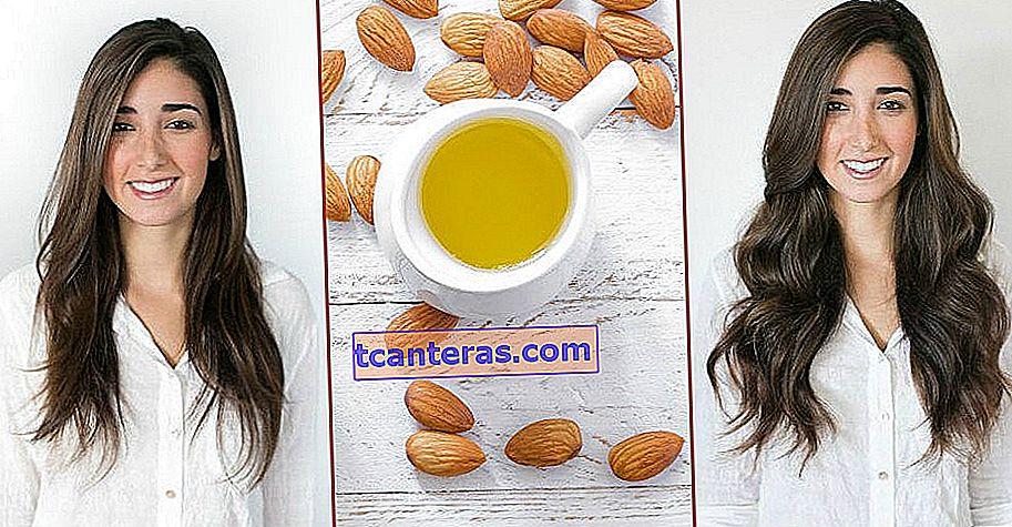 Una panacea desde el cabello fino hasta los problemas del sistema digestivo: aceite de almendras