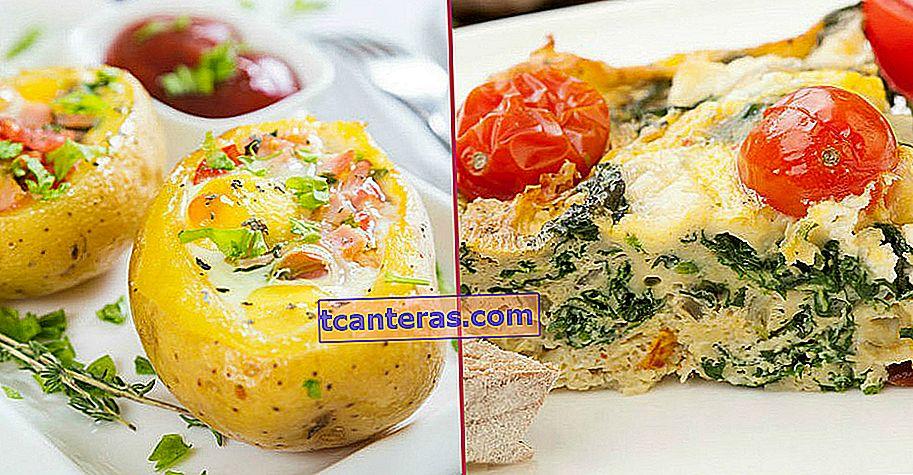 20 рецептів сніданку гарантовано добре почнуть день для тих, хто любить усі види картоплі