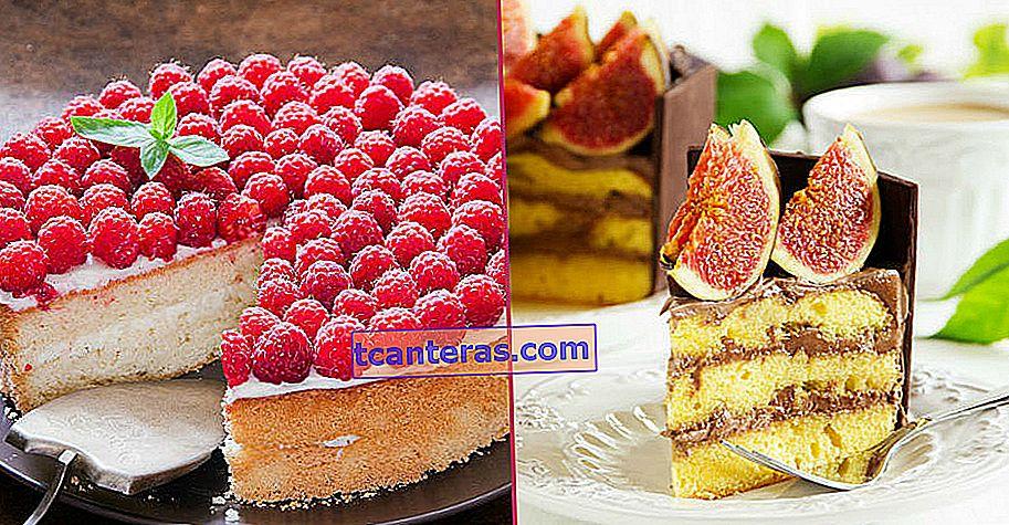 15 recetas de pasteles de frutas que nunca imaginaste que puedes hacer en casa