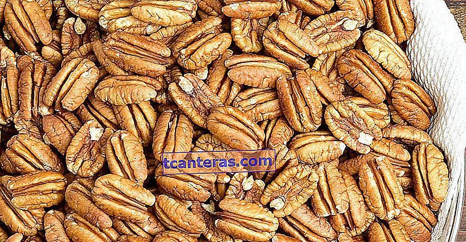 Diferente de las nueces que usted conoce: los sorprendentes beneficios de la nuez de pacana, un antioxidante muy poderoso