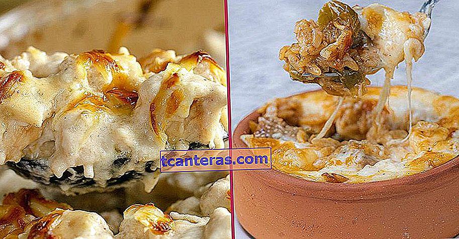 14 exquisitas recetas que hacen el sabor en el techo gracias a la salsa Beşamel