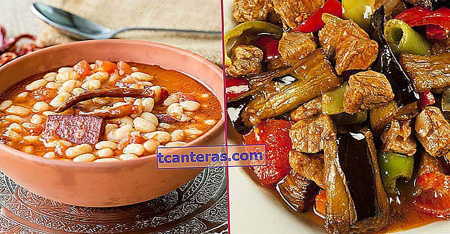 25 deliciosos platos jugosos que van muy bien con el arroz