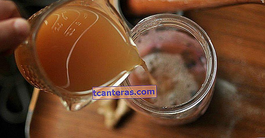 La pregunta más curiosa de los últimos tiempos: ¿Se debilita el vinagre de sidra de manzana?