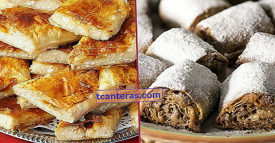 13 recetas diferentes y prácticas que deben su corteza crujiente a la masa de baklava
