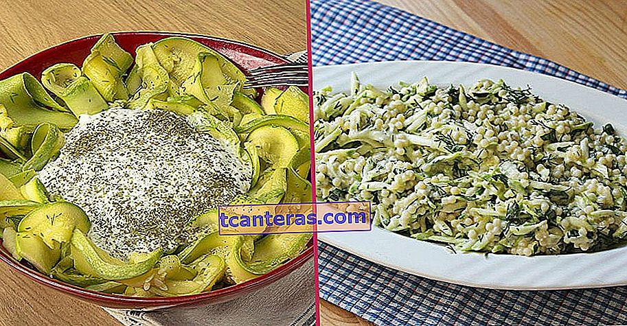 10 recetas de ensalada de calabaza que logran ser llenas y ligeras al mismo tiempo