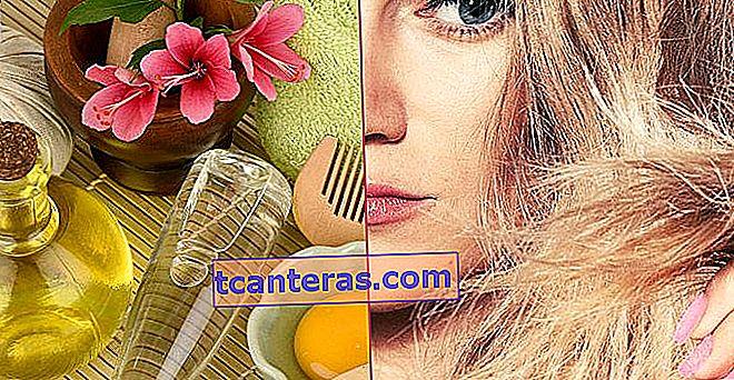 10 mascarillas de cuidado natural para cabello dañado por el sol y el mar