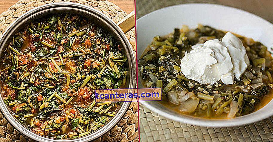 9 recetas diferentes que puedes hacer con verdolaga, la versión de verano de espinacas