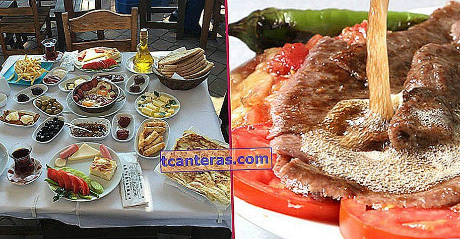 9 lugares maravillosos que los que van a Bursa, la capital de la historia y el gusto, deben visitar