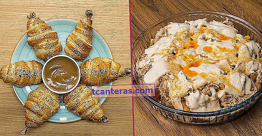 15 recetas diferentes de pollo que probablemente nunca antes probaste