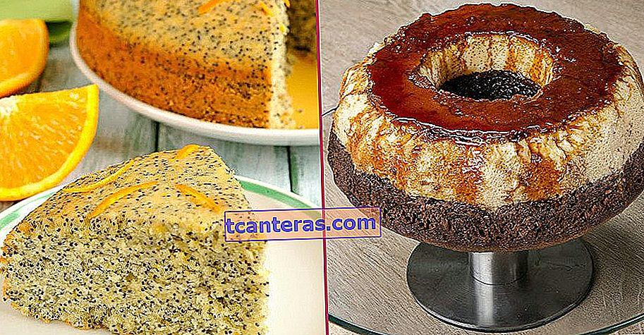 20 recetas de pasteles diferentes y deliciosas para aquellos cansados de hacer siempre la misma receta