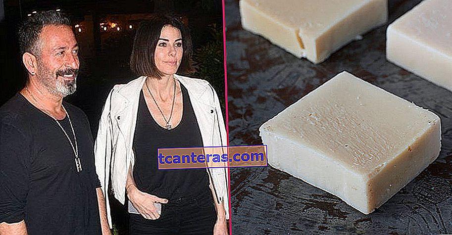 El elixir de la juventud llega a la agenda con el uso de Cem Yılmaz: jabón de leche de burra