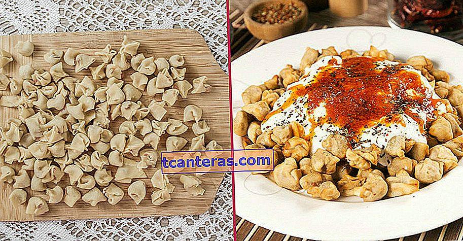 En la olla, el horno o al vapor: consejos que debe conocer al cocinar Manti