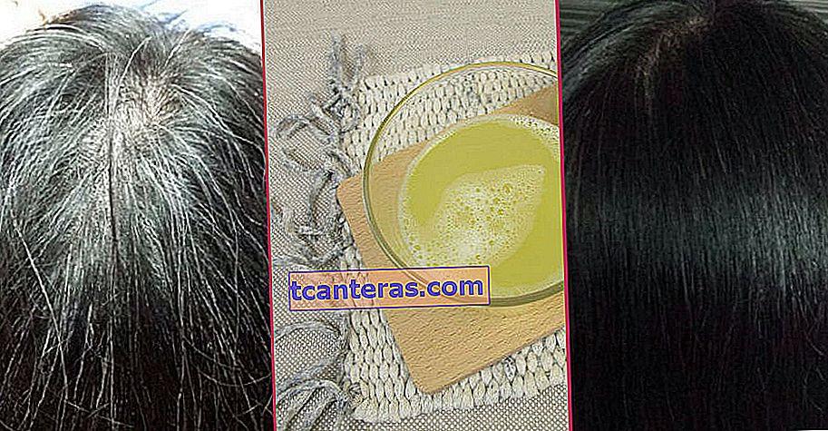 Однокомпонентний чудодійний засіб, що звільняє волосся від білизни і повертає їм колишній колір
