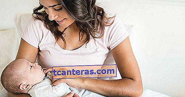 Alimentos que deben comer las madres que amamantan