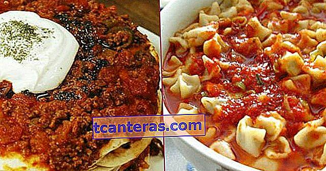 17 platos de Kayseri, famosos por su fama que desbordan su país y su sabor en el extranjero