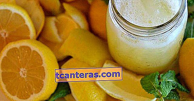 La dieta que aumenta la energía al máximo mientras se pierde 3 peso en 5 días: la dieta del limón