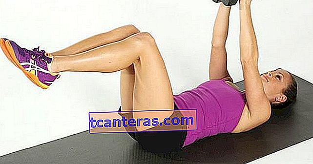 Para un cuerpo sano: movimientos del pecho para desarrollar los músculos que se pueden hacer en casa