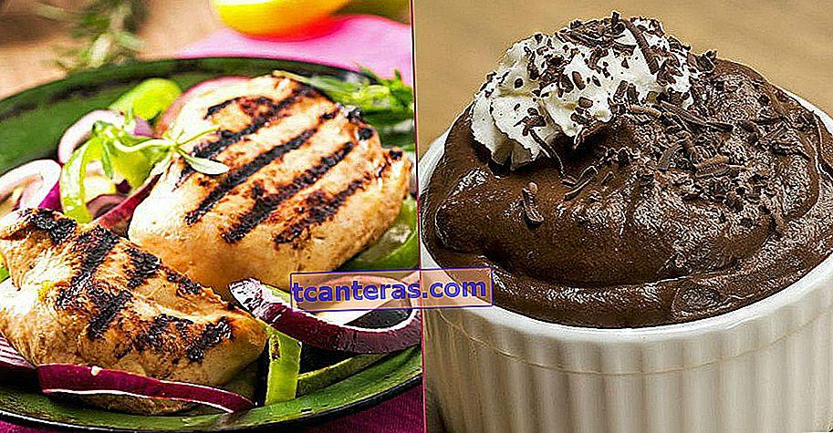 20 recetas prácticas y satisfactorias para la dieta para quienes no tienen tiempo