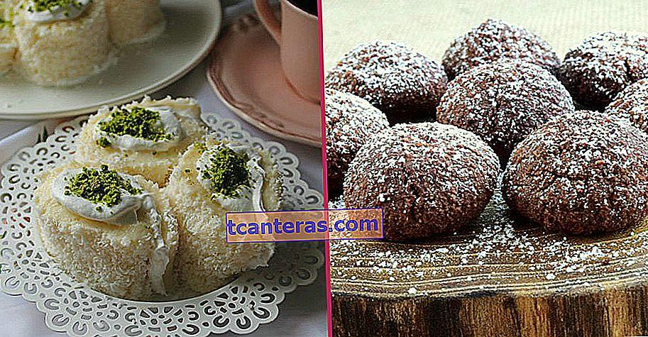 11 recetas prácticas y deliciosas que acompañan al café turco