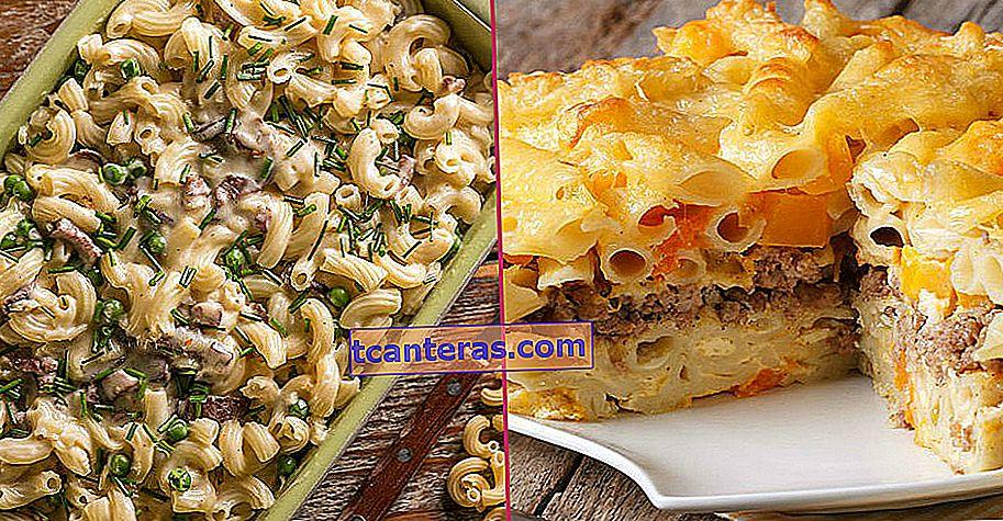 Receta Rellena Con 10 Ingredientes Que Te Hacen Amar La Pasta Al Horno