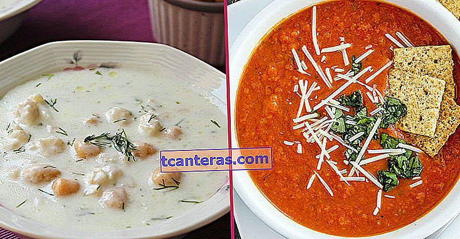 11 recetas de sopa de trigo que serán el comienzo más exuberante y delicioso de las mesas Iftar